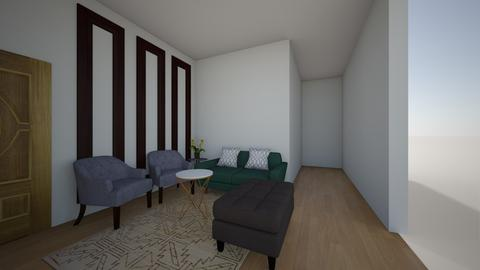 ruang tamu - Living room - by ashikin10786