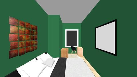 Will_bedroom - Bedroom  - by fgildea