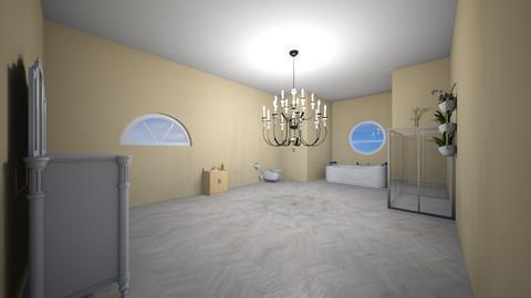 Luxury bathroom - Bathroom  - by RainbowCupcakes