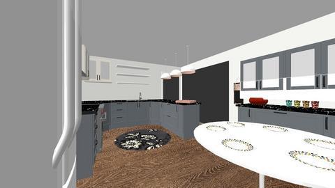 Husain Kitchen three - Kitchen  - by rehanish