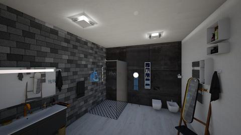 Lilis - Modern - Bathroom - by LilisMis