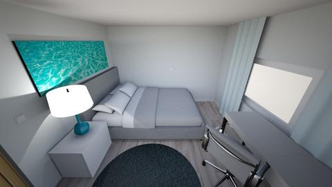 Necty room - Modern - Bedroom  - by NAT956