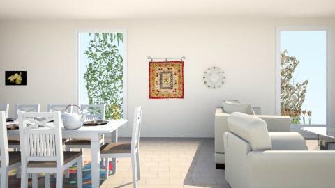 familyy - Classic - Living room  - by kimiia Sadeghi