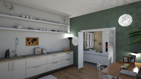 small appartement - by irisrmks
