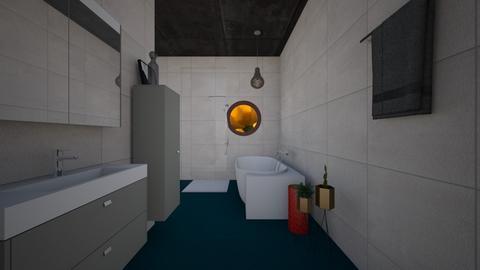 mam - Bathroom  - by prasad wijesinghe