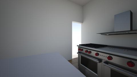 modern kitchen - Kitchen  - by caleahfrazier