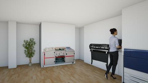 1 - Modern - Office  - by kicsike19