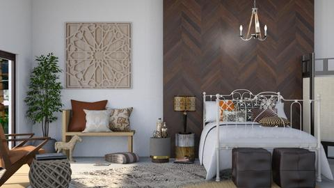 Eclectic - Bedroom  - by House of Fritz