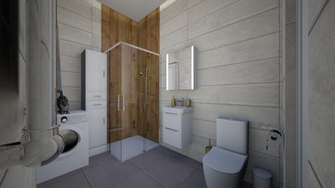 75 - Bathroom  - by kobusia