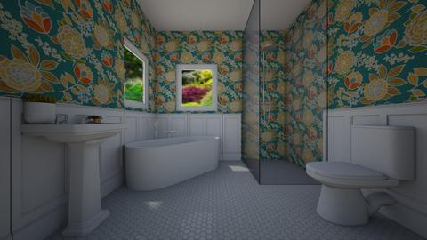 Bathroom for V - Bathroom  - by house17