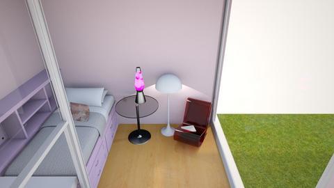 Mi habitacion - Vintage - Bedroom  - by anaiss