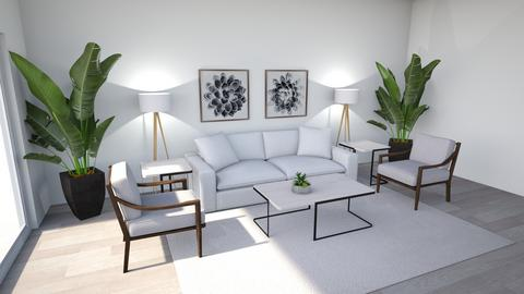 LS for Mo - Living room  - by TheDutchDesigner