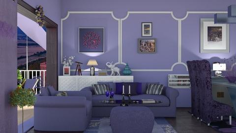 Living ROOM - by nat mi