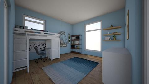Harpers room - Bedroom  - by thekickfamily