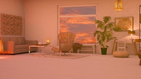 sky contest - Living room  - by iope