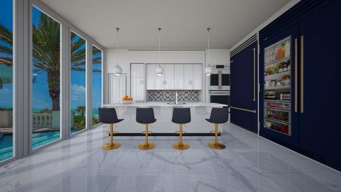 praire home - Kitchen - by flacazarataca_1