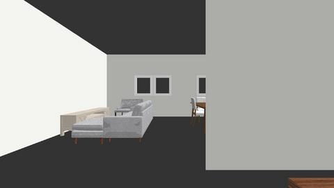 Galerie 1008 - Living room  - by lattewithnosugar