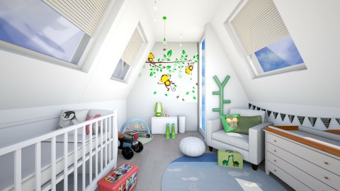 kids room - Kids room  - by leenvandesande