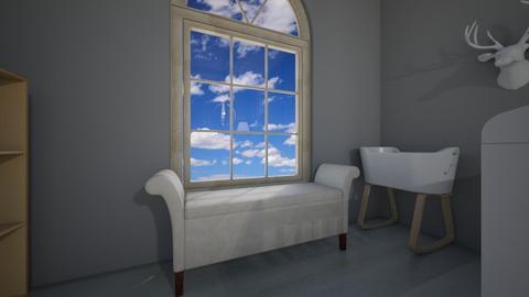 baby room - Rustic - Kids room  - by creative art