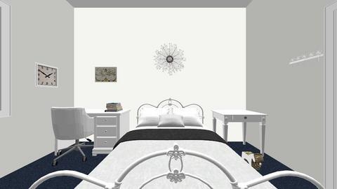 My Bestie New Room - Vintage - by Alli M
