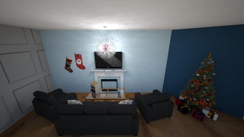 CHRISTMAS - Living room  - by Yay x2 Design