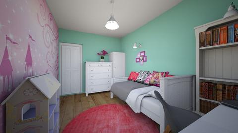 My Girl ver 2 - Classic - Kids room  - by joannaoliwa