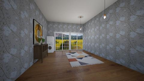 Landry room  - Modern - by hbrown28