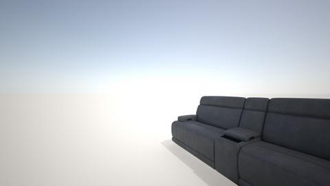 what the BRUH - Modern - Living room  - by mar6781