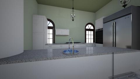 COCINA - Kitchen  - by iamtoxic