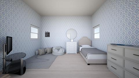 Alaina Ferraro - Bedroom - by lilg129class