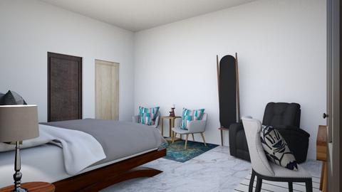 Fatima Naseem - Bedroom  - by fatimanaseemm