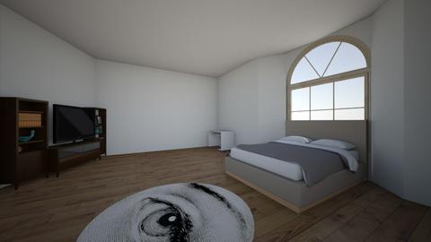 sky_borden_p4 - Retro - Bedroom  - by HMS Students