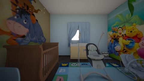 nursery - Classic - Kids room - by heatherpc