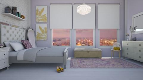 Remix Bedroom - Bedroom - by chicki3812