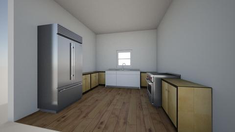 u kitchen - Kitchen  - by bordenerj