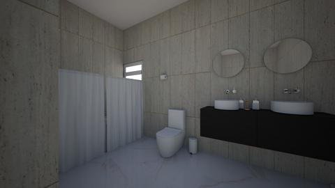 trabajo tecnologia 3 - Bathroom  - by juankiloppez