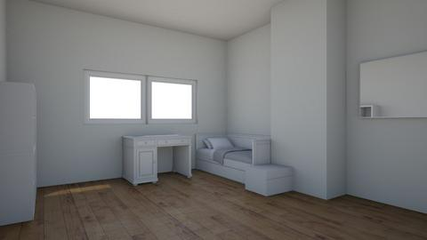 Gemas bedroom - by Gema VS