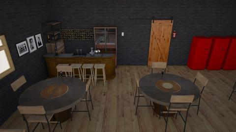 barrrr2 - Vintage - Kitchen  - by prixxborges96