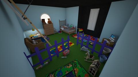 Dream room - Bedroom  - by batzyns