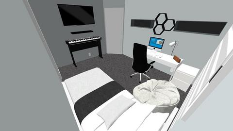 Rooms - Modern - Bedroom  - by Militant