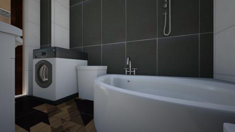 1 vanna - Glamour - Bathroom - by Milena ART