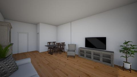 Livingroom test2 - Living room  - by XaviConny