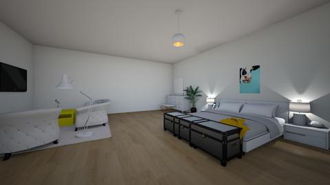 yoyoooo - Bedroom  - by yoyooo