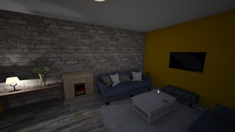 mk - Living room - by martina1999