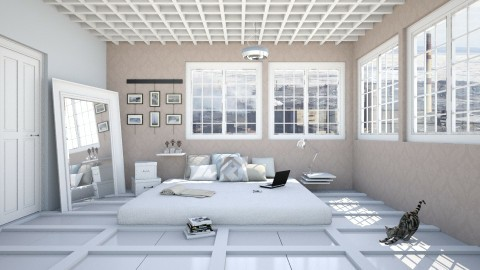 Factory - Bedroom  - by Cailyn V