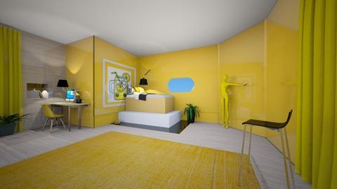 Inspired by ArtDecoration - by designcat31