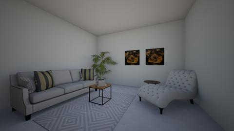 GS Living Room - Living room  - by gisellee_1278