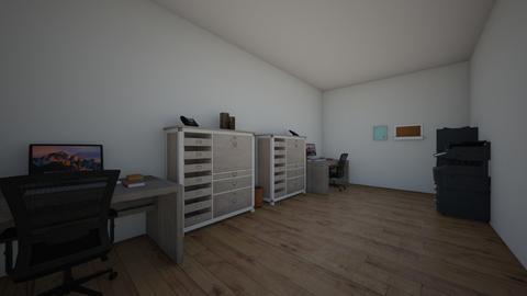 mi bb y yo - Office  - by antosss