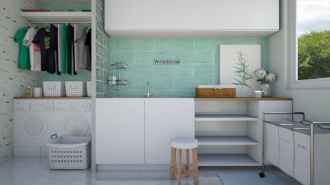 laundry - by julia_penha