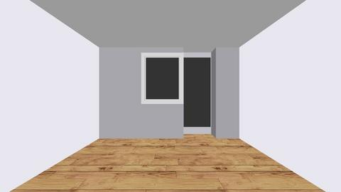 Empty room in proper size - Living room  - by 2660